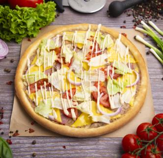 Пицца Биг Тейсти